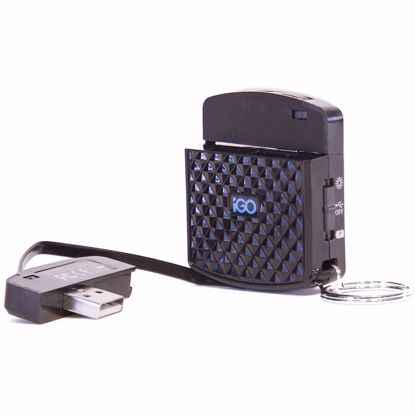 Picture of Trade iGo Charge Anytime 500mAh Portable Charger for Micro and Mini USB Devices in Black