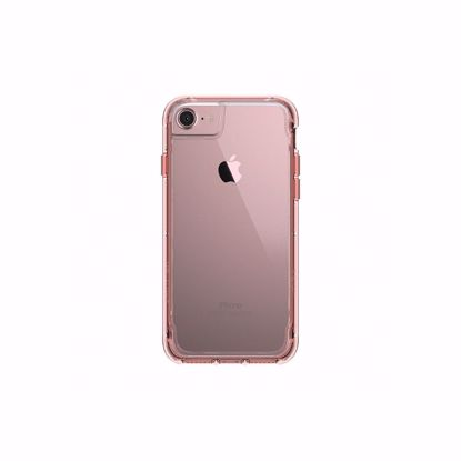 Picture of Griffin Griffin Survivor Clear Case for Apple iPhone 8/7/6s/6 in Rose Gold