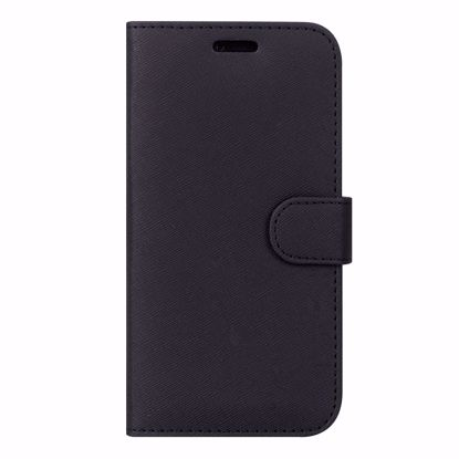 Picture of Case FortyFour Case FortyFour No.11 Case for Samsung Galaxy S9+ in Cross Grain Black