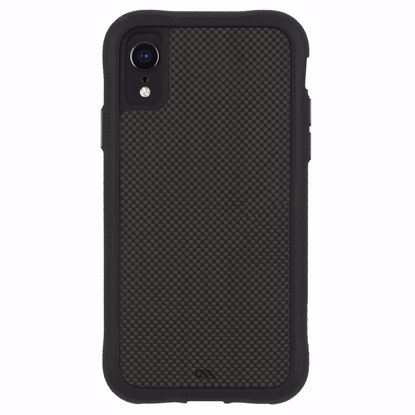 Picture of Case-Mate Case-Mate Carbon Fibre Case for Apple iPhone XR in Black