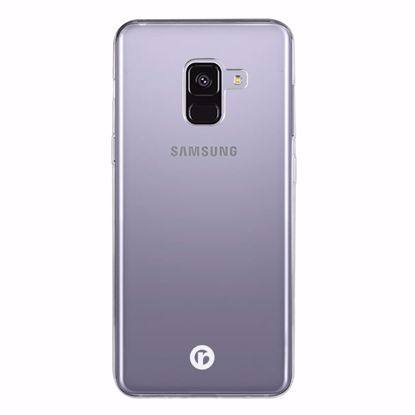 Picture of Redneck Redneck TPU Flexi Case for Samsung Galaxy A8 (2018) in Clear - For Retail