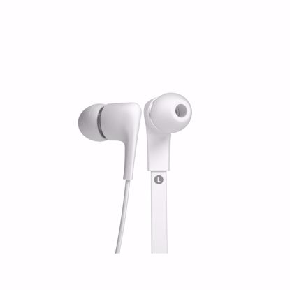 Picture of JAYS a-JAYS Five In-Ear Earphones for iOS in White