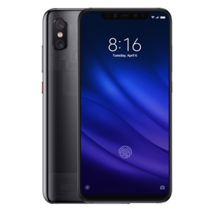 Picture of Xiaomi Mi 8 Pro 128GB Titanum