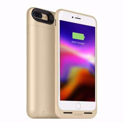 Picture of Mophie mophie Juice Pack Air Case for Apple iPhone 8/7 Plus in Gold
