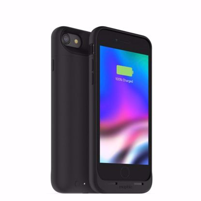 Picture of Mophie mophie Juice Pack Air Case for Apple iPhone 8/76s/6 in Black