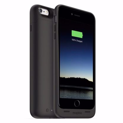 Picture of Mophie mophie Juice Pack Case for Apple iPhone 6s/6 Plus in Black