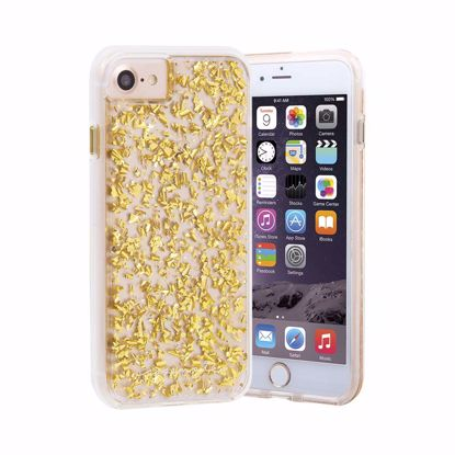 Picture of Case-Mate Case-Mate Karat Case for Apple iPhone 8/7/6s/6 in Gold