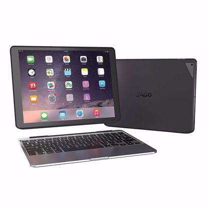 Picture of Zagg Zagg Bluetooth Keyboard Case for Apple iPad Pro 12.9 in Black