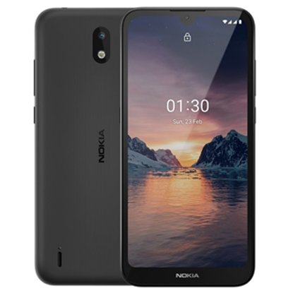 Picture of Nokia 1.3 Charcoal