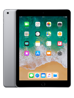 Picture of Apple iPad Wi-Fi Cellular 128GB - Space Grey (MR7C2B)