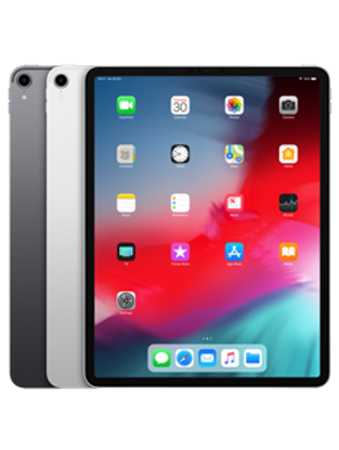 Picture of Apple iPad Pro 12.9 Wi-Fi 64GB Silver (MTEM2B)