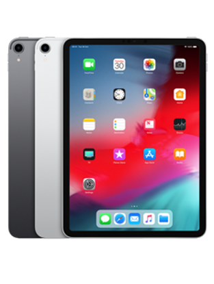 Picture of Apple iPad Pro 11 Wi-Fi 256GB Silver (MTXR2B)
