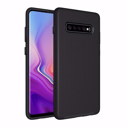 Picture of Eiger Eiger North Case for Samsung Galaxy S10+ in Black