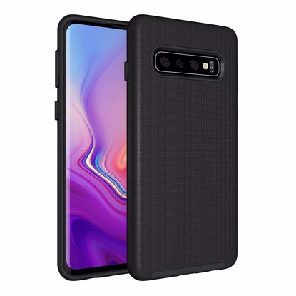 Picture of Eiger Eiger North Case for Samsung Galaxy S10 in Black