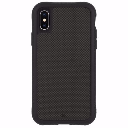 Picture of Case-Mate Case-Mate Carbon Fibre Case for Apple iPhone XS/X in Black