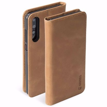 Picture of Krusell Krusell Sunne 4 Card Folio Case for Huawei P20 Pro in Nude