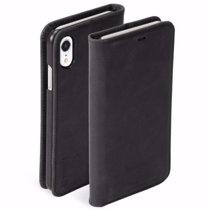 Picture of Krusell Krusell Sunne 4 Card Folio Case for Apple iPhone XR in Black