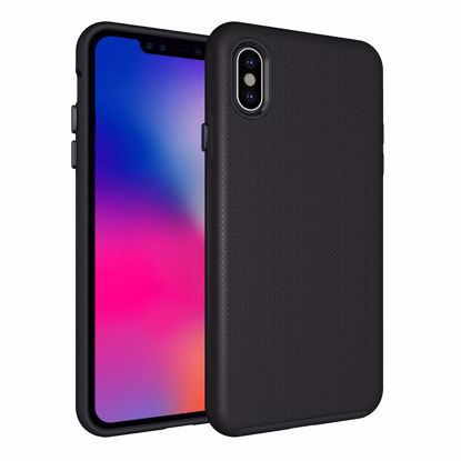 Picture of Eiger Eiger North Case for Apple iPhone XS Max in Black