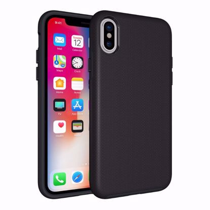 Picture of Eiger Eiger North Case for Apple iPhone XS/X in Black
