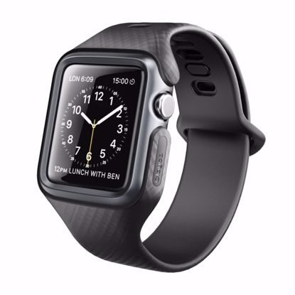 Picture of Clayco Clayco Hera Case for Apple 42mm Watch 3 in Black