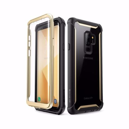 Picture of i-Blason i-Blason Ares Full Body Case for Samsung Galaxy S9+ in Black/Gold