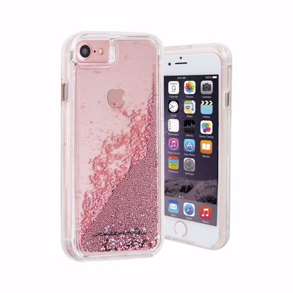 Picture of Case-Mate Case-Mate Naked Tough Waterfall Case for Apple iPhone 8/7/6s/6 in Rose Gold