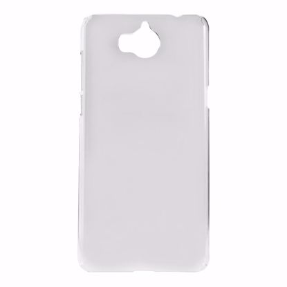 Picture of Inuvik Inuvik Hard Shell Case for Huawei Y6 (2017) in Clear