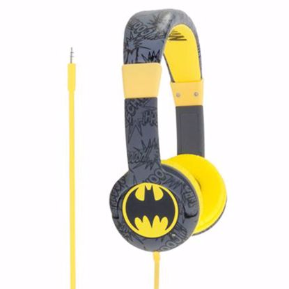 Picture of OTL OTL Batman Junior Headphones - Bat Signal