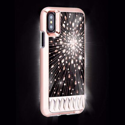 Picture of Case-Mate Case-Mate Luminescent Case for Apple iPhone XS/X
