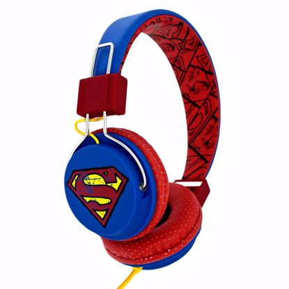 Picture of OTL OTL Vintage Superman Teen Headphones