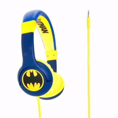 Picture of OTL OTL Batman Junior Headphones - The Caped Crusador