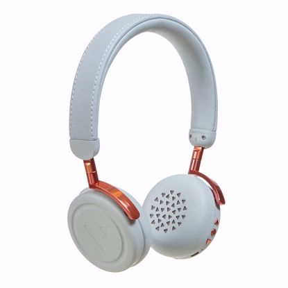 Picture of Vain VAIN STHLM Commute Wireless Headphones in Misty Grey