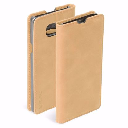 Picture of Krusell Krusell Sunne 2 Card Folio Wallet Case for Samsung Galaxy S10 E in Vintage Nude