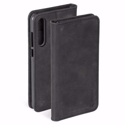Picture of Krusell Krusell Sunne 2 Card Folio Wallet Case for Huawei P30 in Black