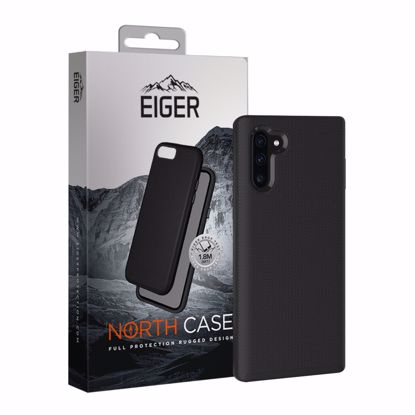 Picture of Eiger Eiger North Case for Samsung Galaxy Note 10 in Black