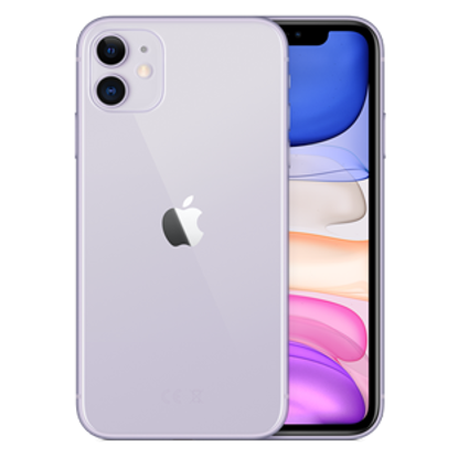 Picture of Apple iPhone 11 64GB Purple (MWLX2B)
