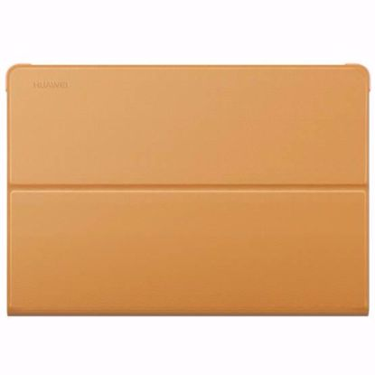 Picture of Huawei Huawei Flip Cover Case for Huawei MediaPad M3 Lite 10 in Brown