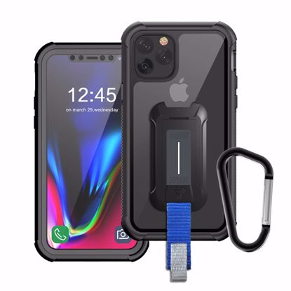 Picture of Armor-X Armor-X MX Series Case for Apple iPhone 11 Pro in Black