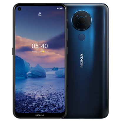 Picture of Nokia 5.4 Blue