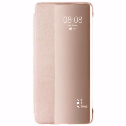Picture of Huawei Huawei Flip View Cover Case for Huawei P30 in Pink